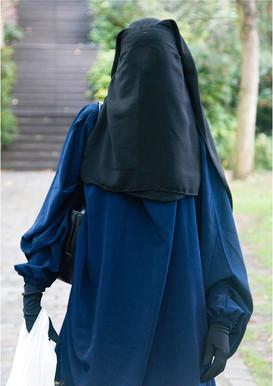 Portrait of the Veil