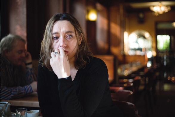 Portrait: Virginie Despentes, writer