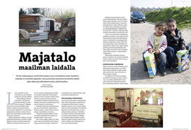 Report on a Roma community on the outskirts of Paris