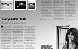 Interview of Patti Smith for Image