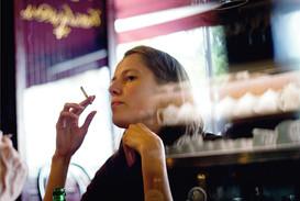 POrtrait: Céline Curiol, writer