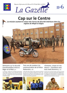 La Gazelle publication
