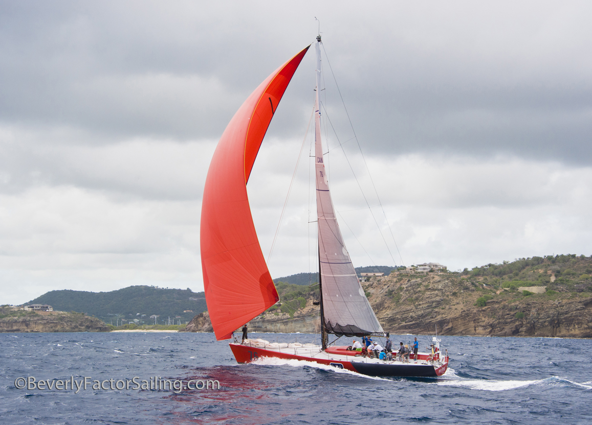 Antigua Sailing Week 2017 - Race Day 3_5577