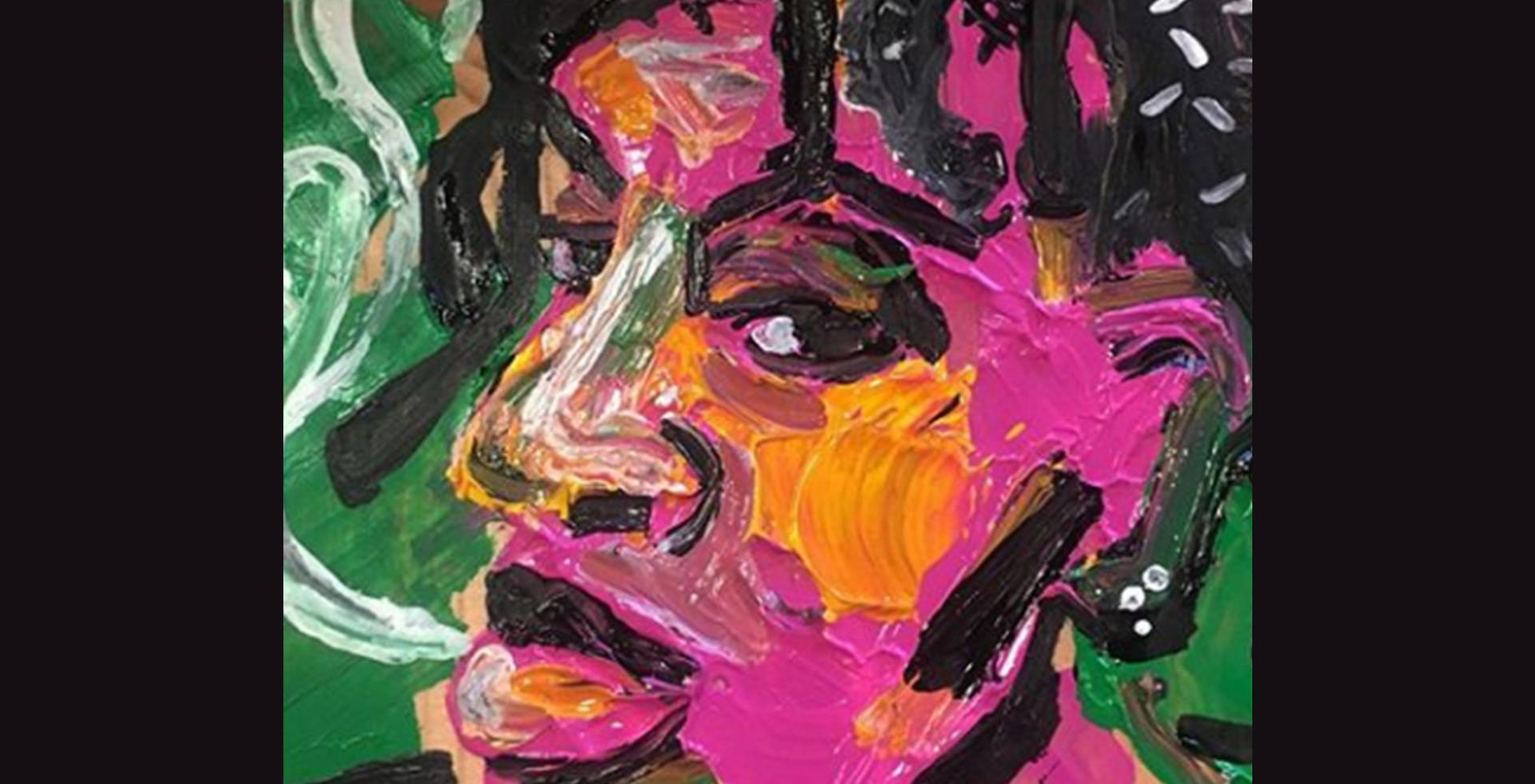 """Self Portrait"""