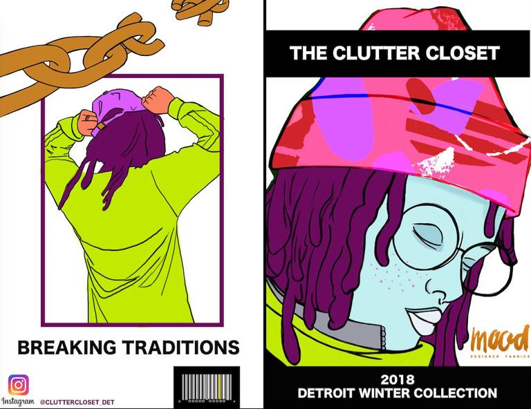 """Detroit Fashion Zine"""