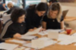 Modern Calligraphy Workshop Class London
