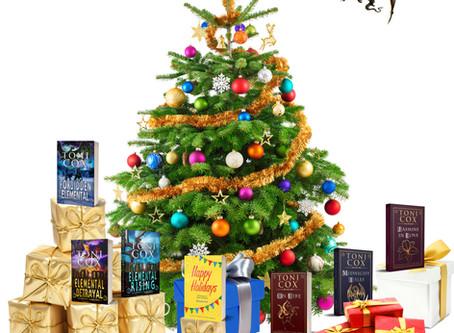 'Tis the season of giving 🐲🐲🐲