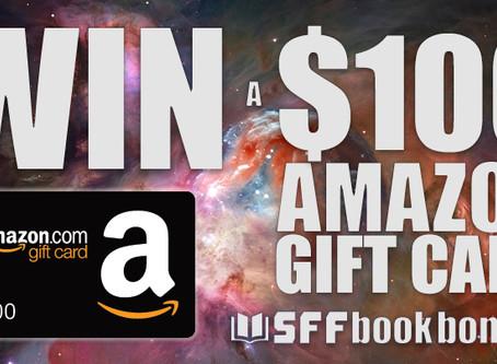 Beta's, ARC's + Win $100 Amazon GC