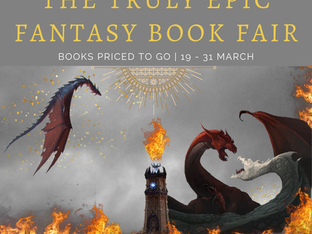 The Truly Epic Fantasy Book Fair