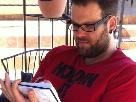 Guest Post: Andy Peloquin - Fantasy Author