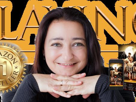 International Bestselling Author