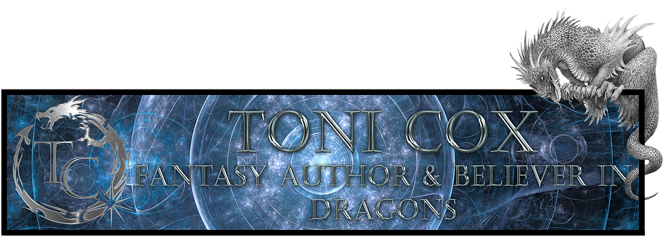 Toni Cox Fantasy Author