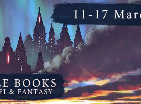 Sci-Fi & Fantasy Giveaways & Discounted Books