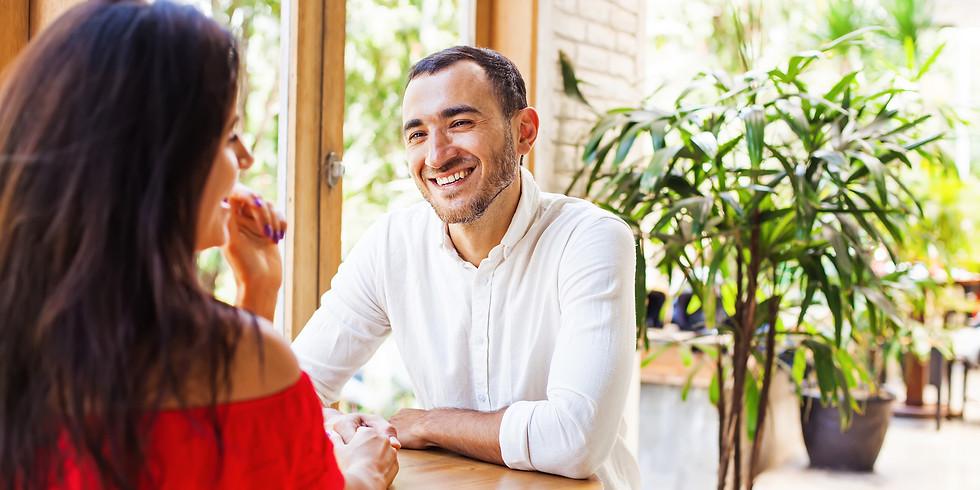 Speed Dating Zug / Alter 30 - 45