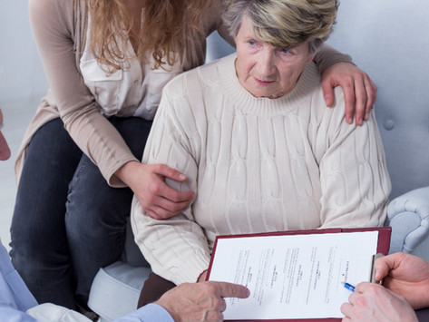 """Ask Yourself These Geriatric Caregiving Questions Today to Prepare for the """"What ifs?"""" in Life"""