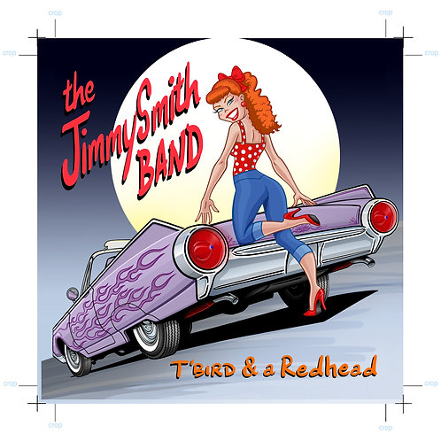 A Tbird & a Redhead