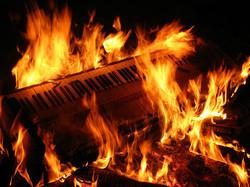 Keyboard+fire