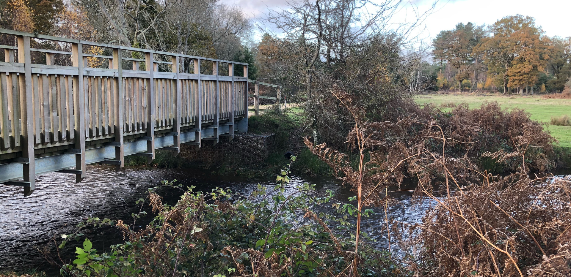 Fletchers Water bridge