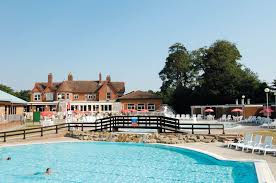 Bashley Park outdoor pool