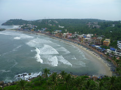 The south of India