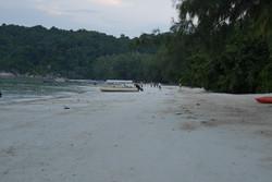 An island off the Coast of Malaysia