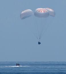SpaceX Splashdown