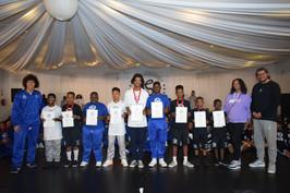 Under 13 Boys DSSL All Star Team - 2019