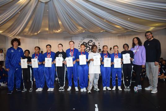 Under 14 Girls DSSL All Star Team - 2019