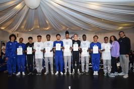 Under 18 Boys DSSL All Star Team - 2019
