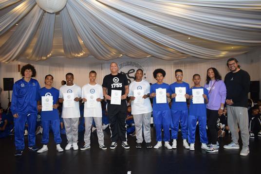 Under 16 Boys DSSL All Star Team - 2019