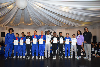Under 16 Girls DSSL All Star Team - 2019