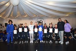 Under 13 Girls DSSL All Star Team - 2019