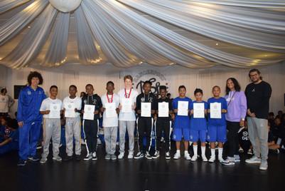 Under 14 Boys DSSL All Star Team - 2019
