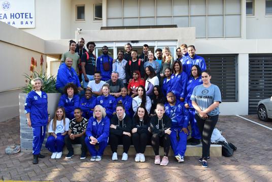 DSSL South Africa Team