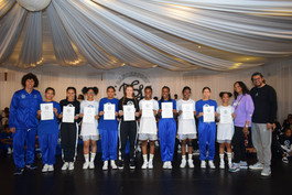 Under 18 Girls DSSL All Star Team - 2019