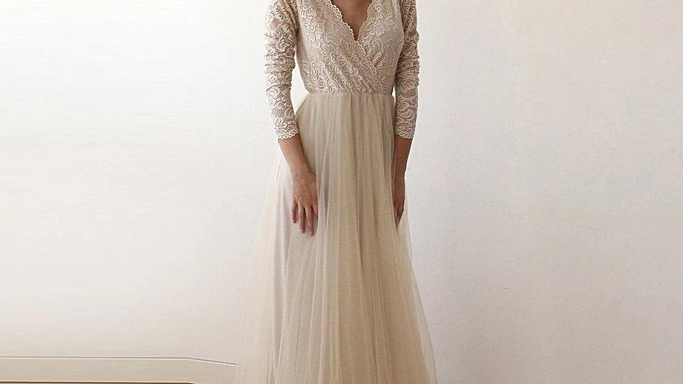 Robe de mariée Jeanne
