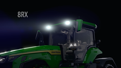 8RX Lights