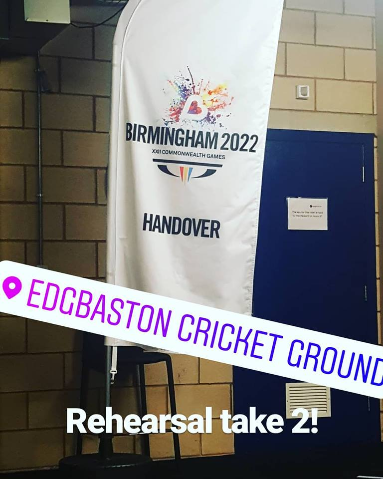 Edgbaston commonwealth