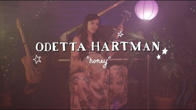 Odetta Hartman Buzz Session: Honey