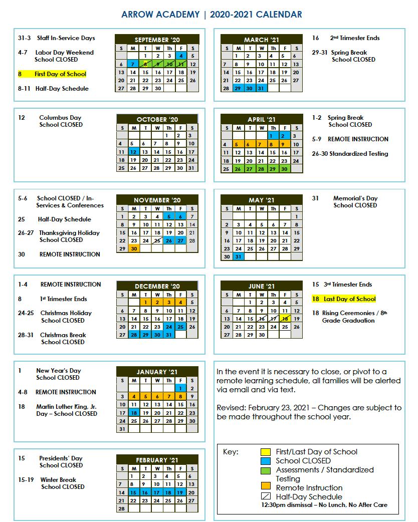 Arrow Academy 20-21 Calendar.png