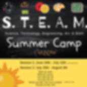 S. T. E.A. M Summer Camp.png