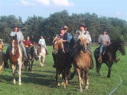 Deux jours à cheval