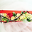 Thumbnail: アーティフィシャルフラワー BOXアレンジ(大)_レッド