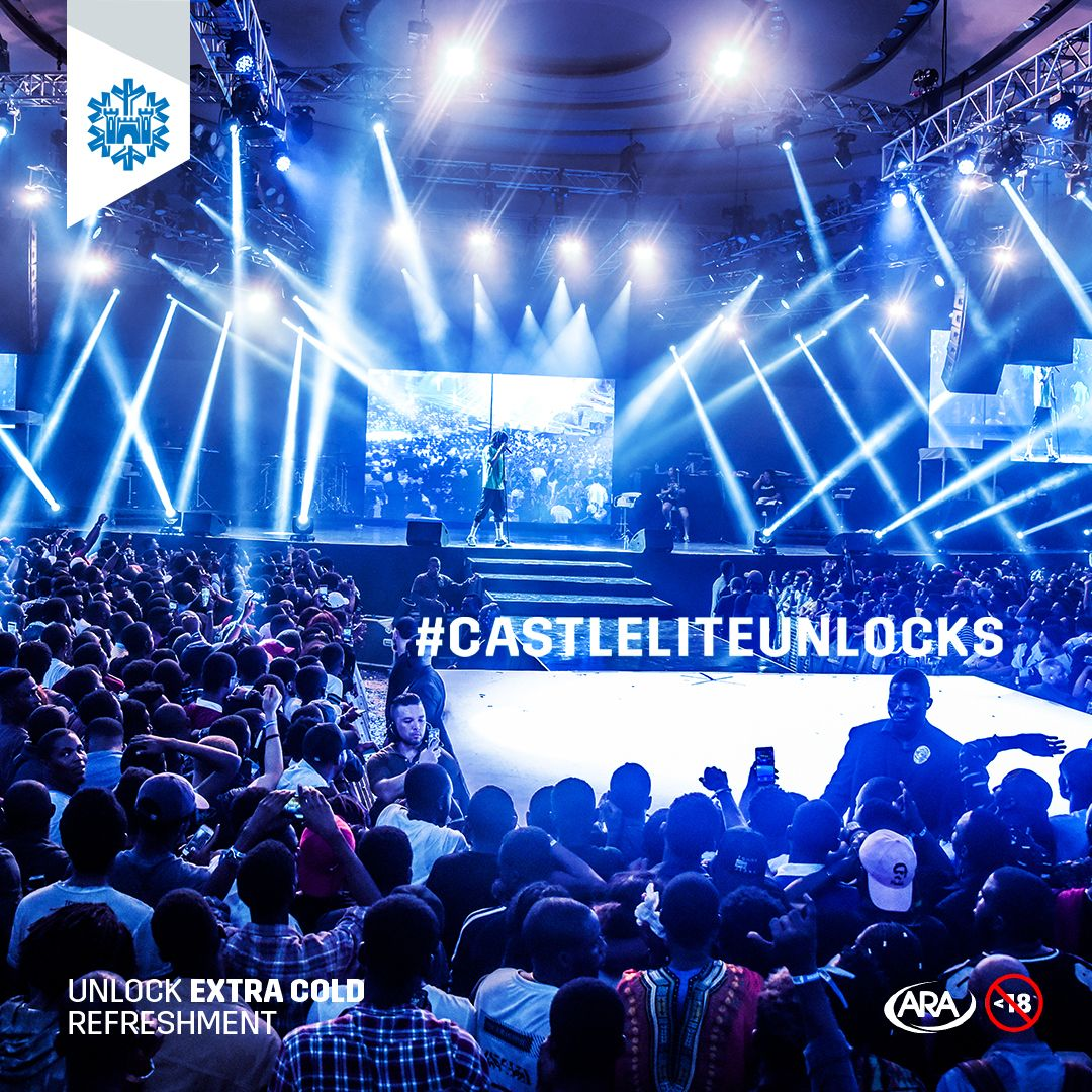 Castle Lite Unlocks J.Cole 12