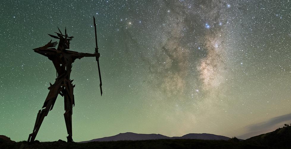 Actaeon-Archer-Cosmic-Landscape_Simon-Ma