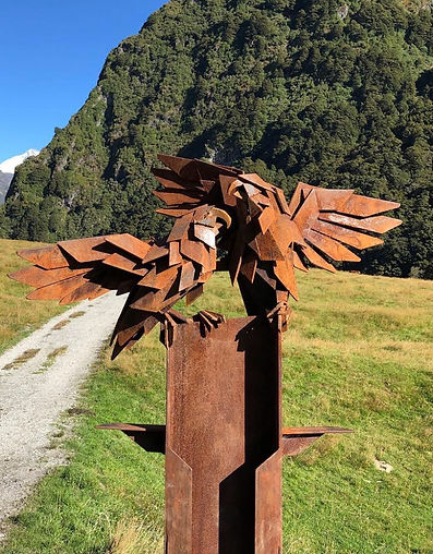 Kea Sculpture 1_8 Rob Roy Glacier.jpg