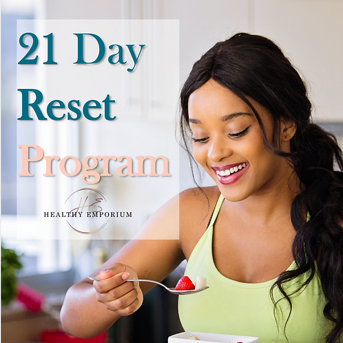 21 Day Reset Program