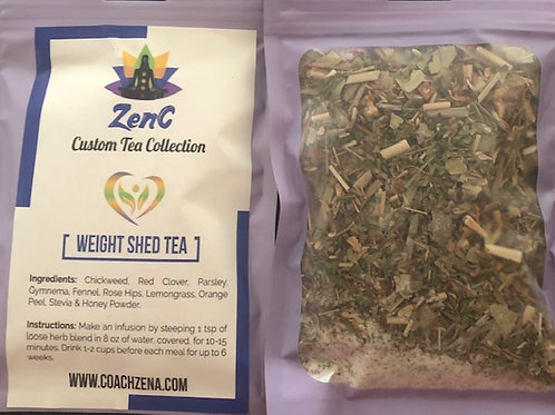 Weight Shed Tea