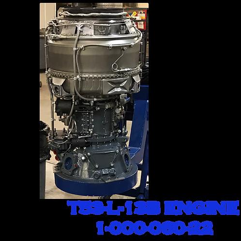 T53-L-13B OHC ENGINE ASSY