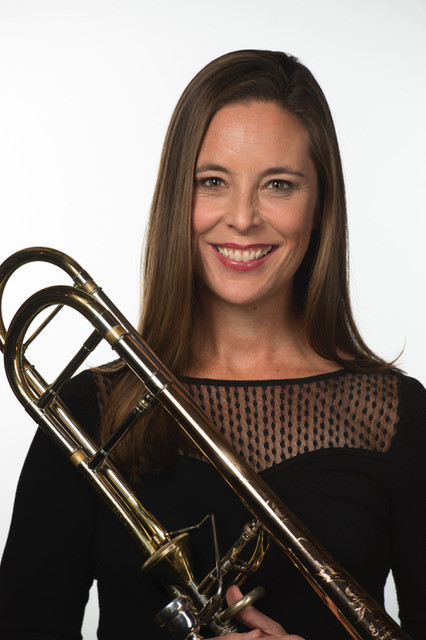 Donna Parkes, Trombone